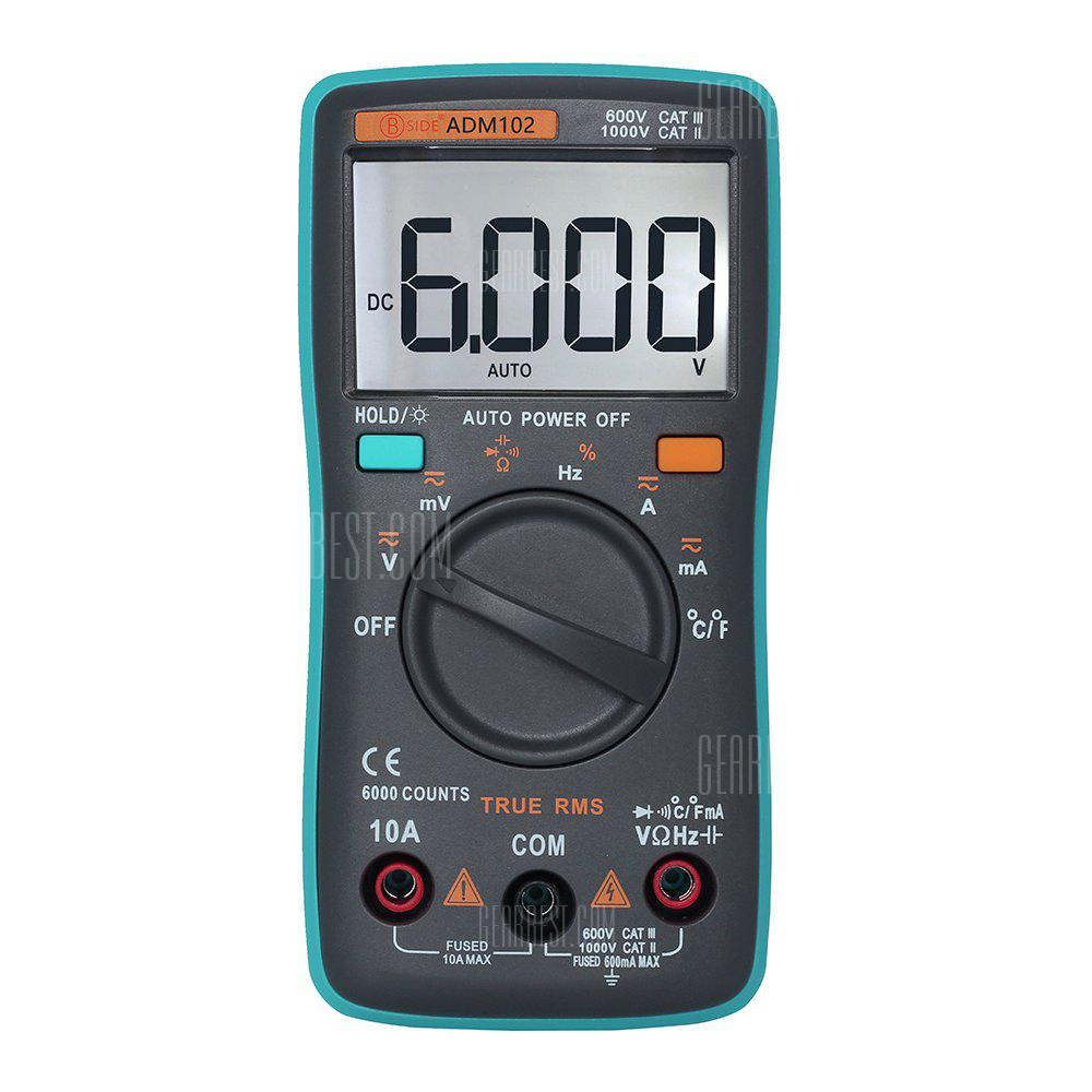 ZT102DigitalMultimeter