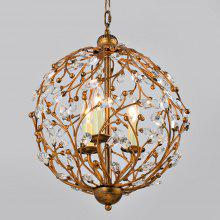 ZUOGE DJB1007 3 Branches E27 Base Pendant Light