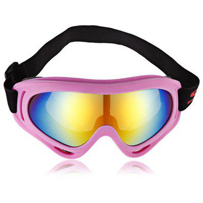 Buy PINK Robesbon X400 Skiing Cycling Climbing Protective Sunglasses for $3.73 in GearBest store