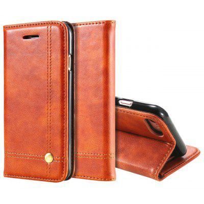 Leather Wallet Case Mobile Cover