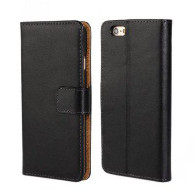 Genuine Leather Wallet Cover