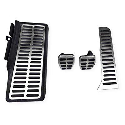 Manual Inoxidable 4PCS Pedals Car Accessories