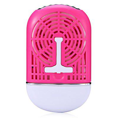 Wireless Mini Air Conditioning Fan Cooler for TravelUSB Accessories<br>Wireless Mini Air Conditioning Fan Cooler for Travel<br><br>Material: ABS<br>Package Contents: 1 x Air Conditioning Fan Cooler, 1 x USB Cable, 1 x Portable Ring<br>Package size (L x W x H): 16.00 x 9.00 x 4.50 cm / 6.3 x 3.54 x 1.77 inches<br>Package weight: 0.1730 kg<br>Plug: USB<br>Product size (L x W x H): 11.50 x 6.50 x 2.30 cm / 4.53 x 2.56 x 0.91 inches<br>Product weight: 0.1000 kg