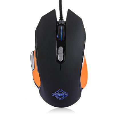 AJAZZ AJ380 Wired Gaming Mouse Adjust Weight 4000DPI