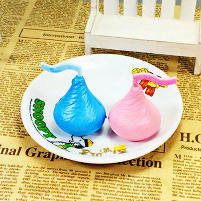NEXTERIC Chocolate Slow Rising Squishy Chocolate Simulation Toy