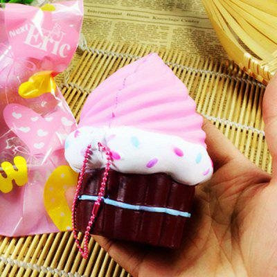 NEXTERIC Realistic Cupcake PU Squishy Toy Simulation FoodSquishy toys<br>NEXTERIC Realistic Cupcake PU Squishy Toy Simulation Food<br><br>Brand: NEXTERIC<br>Materials: PU Foam<br>Package Content: 1 x Squishy Toy<br>Package Dimension: 10.00 x 10.00 x 12.00 cm / 3.94 x 3.94 x 4.72 inches<br>Package Weights: 0.0600 kg<br>Pattern Type: Cake<br>Product Dimension: 8.00 x 8.00 x 10.00 cm / 3.15 x 3.15 x 3.94 inches<br>Product Weights: 0.0520 kg<br>Products Type: Squishy Toy