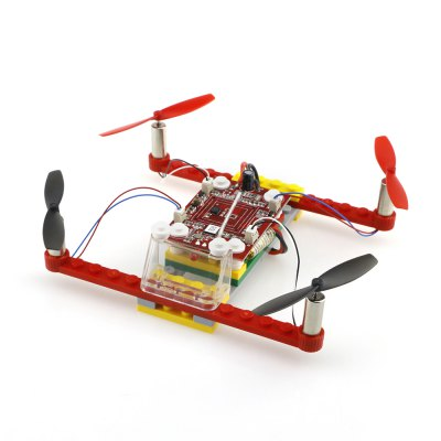 Gearbest DIY Building block mini drone kit