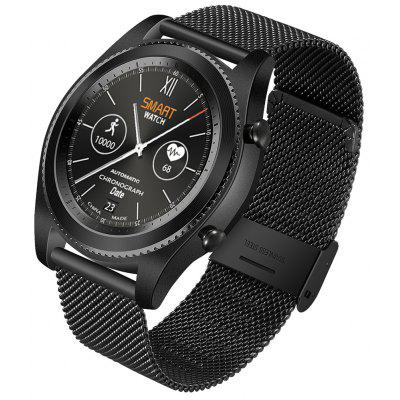 NO.1 S9 Smartwatch Steel Band