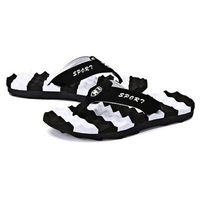 Male Soft Stylish Summer Beach Anti-slip Flip Flops