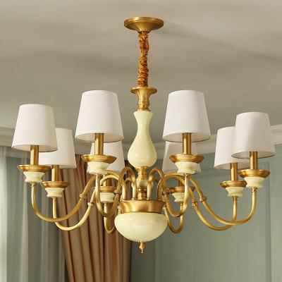 ZUOGE DJB1015 8 Branches E14 Base Pendant Light for Decor
