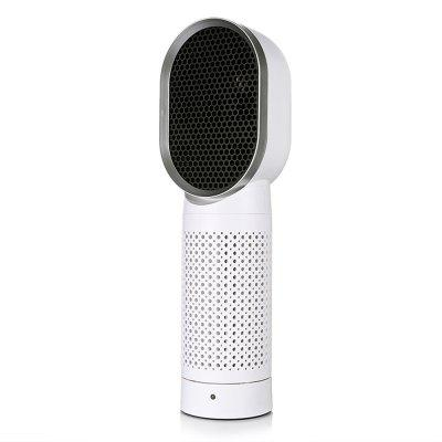 TenFifteen Desktop Oscillating Air Purifier Triple Purification Negative Oxygen Ion Function