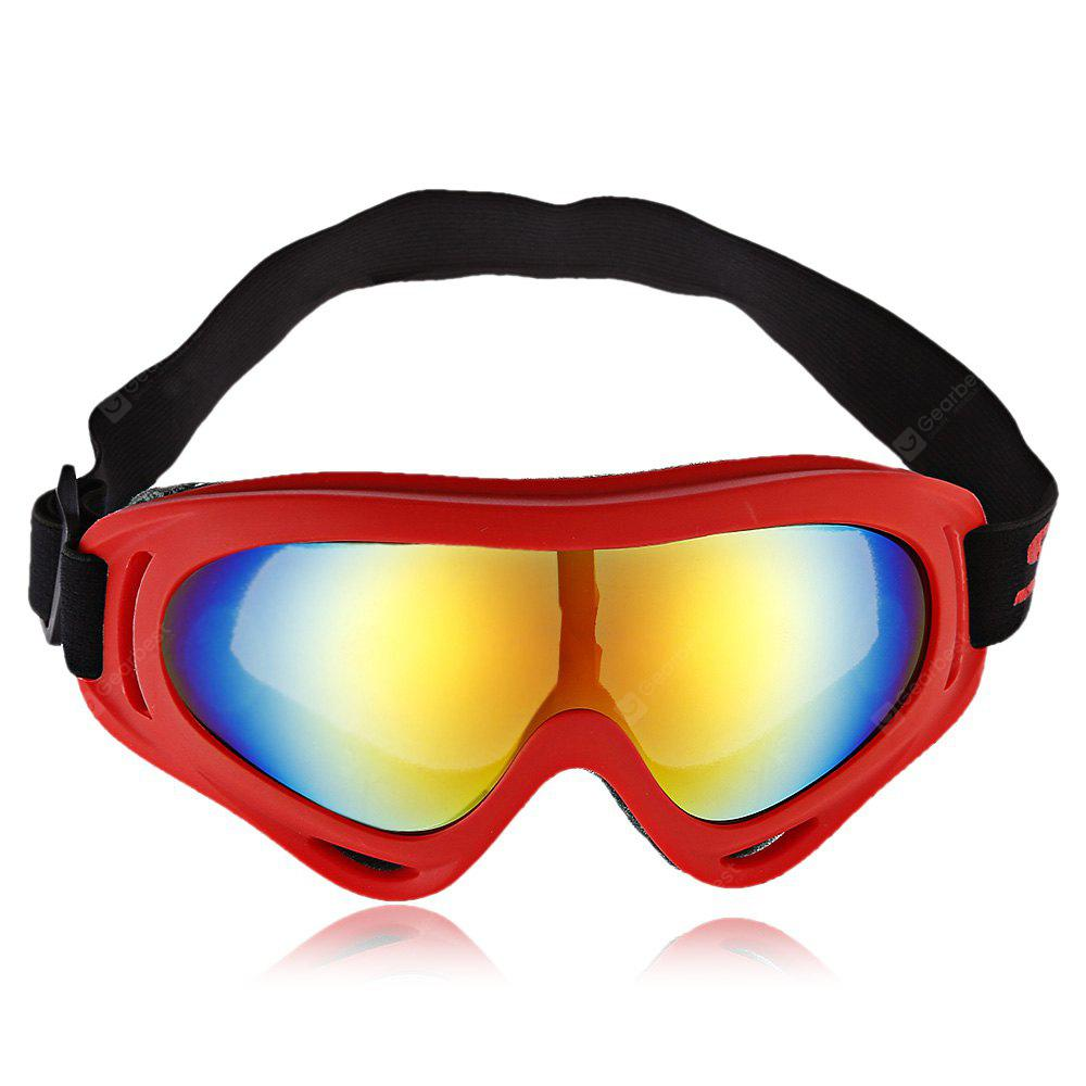RED Robesbon X400 Skiing Cycling Climbing Protective Sunglasses