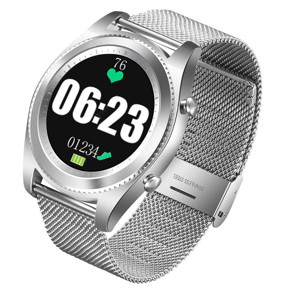 NO 1 S9 Heart Rate Smartwatch