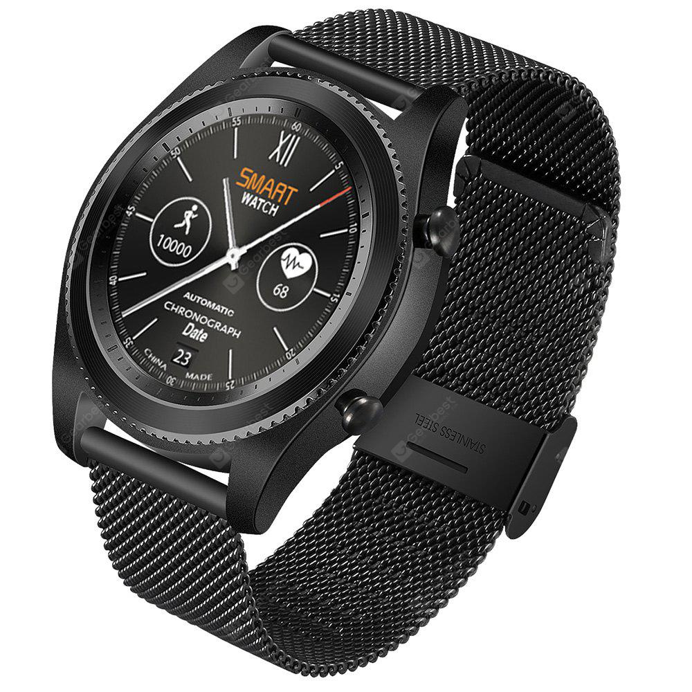 NO.1 S9 Heart Rate Smartwatch