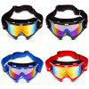 Robesbon MT02 Skiing Cycling Climbing Protective Sunglasses - BLACK AND BLUE