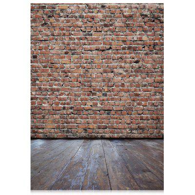 Old Brick Wall Pattern Photography Backdrop Cloth