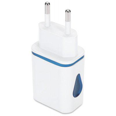 2 USB LED Sparkle Power Adapter