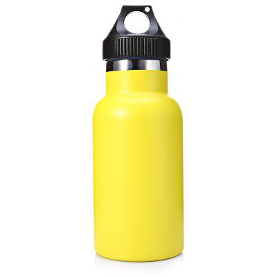 Bouteille 350mL Portable Handle Vacuum Stainless Steel Water Bottle