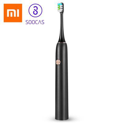 xiaomi,soocas,x3,toothbrush,classic,black,coupon,price,discount