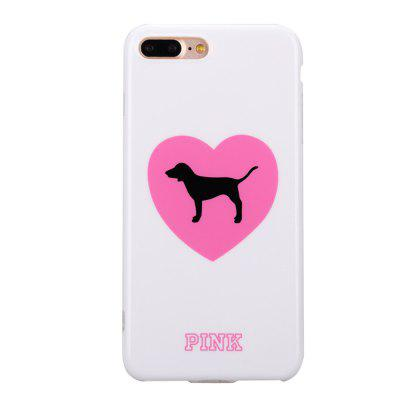Heart Dog Cartoon Case Protector
