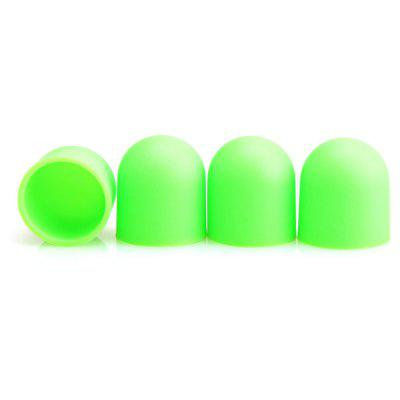 Soft Silicone Protective Motor Cover 4pcs / set