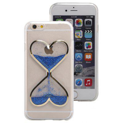 Glitter Powder Hourglass Quicksand Cover Case Protector for iPhone 6 Plus / 6S Plus