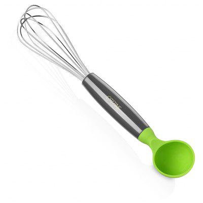 COZZINE 1001 Egg Beater Whisk with Scoop