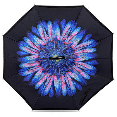 Buy ORCHID Windproof Inverted Umbrellas for Car for $18.96 in GearBest store