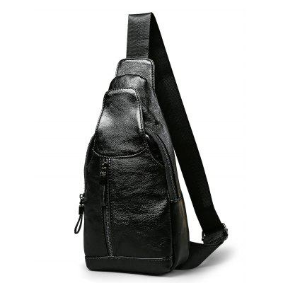 Vintage PU Textured-leather Men Chest Bag Crossbody PackCrossbody Bags<br>Vintage PU Textured-leather Men Chest Bag Crossbody Pack<br><br>Closure Type: Zip<br>Material: PU<br>Package Size(L x W x H): 17.50 x 33.00 x 7.50 cm / 6.89 x 12.99 x 2.95 inches<br>Package weight: 0.4500 kg<br>Packing List: 1 x Chest Bag<br>Product Size(L x W x H): 15.50 x 31.00 x 5.50 cm / 6.1 x 12.2 x 2.17 inches<br>Product weight: 0.4000 kg<br>Style: Casual<br>Type: Shoulder bag