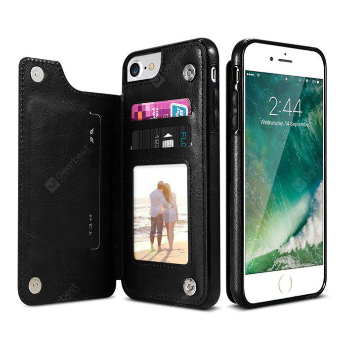 Leather Kickstand Phone Case