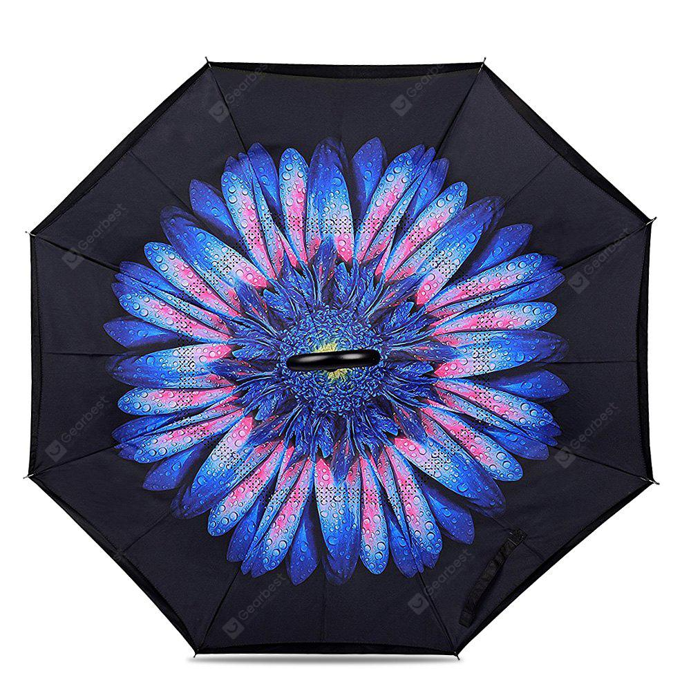 ORCHID Windproof Inverted Umbrellas for Car