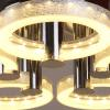 LED Simple Round Ceiling Lights - GOLDEN