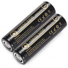 LiitoKala Lii - 32A 18650 Li-ion Rechargeable Battery