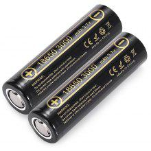 LiitoKala Lii - 30A 18650 20A Discharge Rechargeable Battery