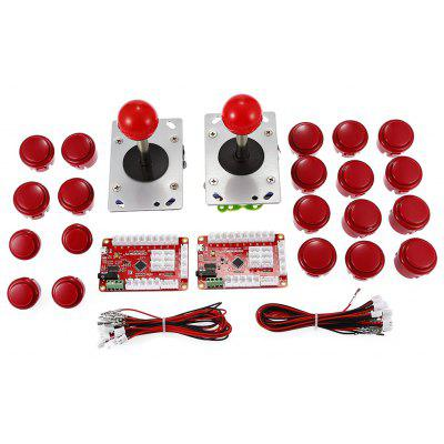 Double Arcade Game DIY Parts Sets