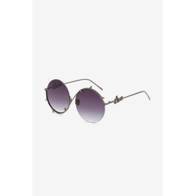 Colored Frame Sunglasses