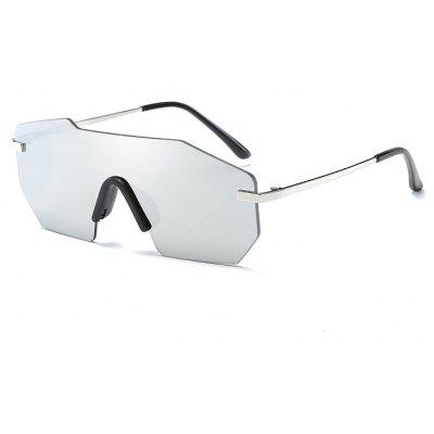 Buy SENLAN 2305 Fashion Cycling Glasses, SILVER, Apparel, Glasses, Stylish Sunglasses, Men's Sunglasses for $14.38 in GearBest store