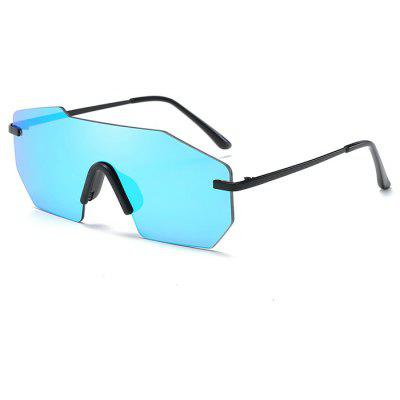 Buy SENLAN 2305 Fashion Cycling Glasses, BLUE, Apparel, Glasses, Stylish Sunglasses, Men's Sunglasses for $14.38 in GearBest store