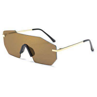 Buy SENLAN 2305 Fashion Cycling Glasses, GOLDEN, Apparel, Glasses, Stylish Sunglasses, Men's Sunglasses for $14.38 in GearBest store