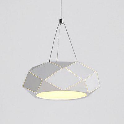 900Lm LED Geometrical Shape Pendant Light 220V