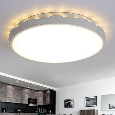44W LED Simple Round Ceiling Light 220V