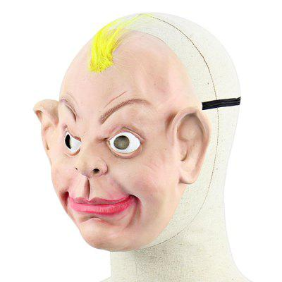 Yellow Hair Long-eared Ugly Baby Latex MaskClassic Toys<br>Yellow Hair Long-eared Ugly Baby Latex Mask<br><br>Appliable Crowd: Unisex<br>Materials: Latex<br>Nature: Other<br>Package Contents: 1 x Mask<br>Package size: 23.50 x 26.00 x 2.00 cm / 9.25 x 10.24 x 0.79 inches<br>Package weight: 0.0800 kg<br>Product weight: 0.0570 kg