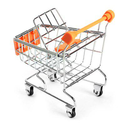 Mini Cute Shopping Cart ToyPretend Play<br>Mini Cute Shopping Cart Toy<br><br>Appliable Crowd: Unisex<br>Materials: Metal, Plastic<br>Nature: Other<br>Package Contents: 1 x Shopping Cart<br>Package size: 13.00 x 13.00 x 10.00 cm / 5.12 x 5.12 x 3.94 inches<br>Package weight: 0.1400 kg<br>Product size: 11.80 x 10.50 x 8.50 cm / 4.65 x 4.13 x 3.35 inches<br>Product weight: 0.1040 kg