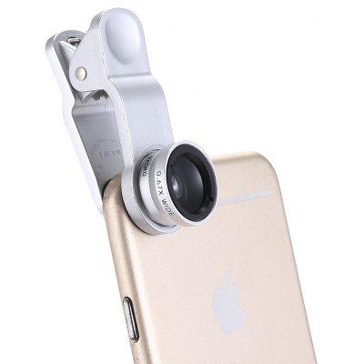 3-in-1 Mobile Phone Lens Kit