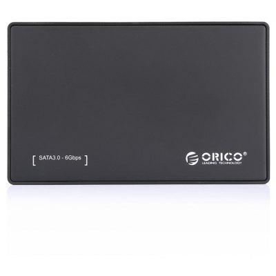 ORICO 3588C3 - BK  SSD Hard Drive Enclosure Case