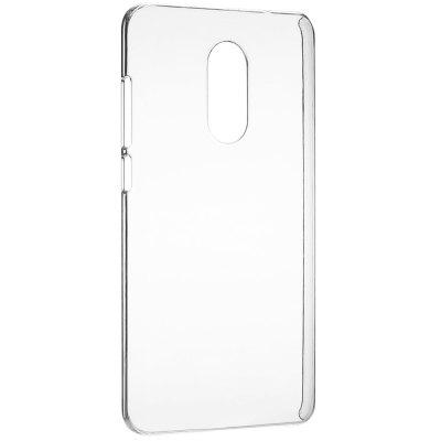 Luanke Transparent PC Back CaseCases &amp; Leather<br>Luanke Transparent PC Back Case<br><br>Brand: Luanke<br>Compatible Model: Redmi Note 4 / 4X<br>Features: Anti-knock, Back Cover<br>Mainly Compatible with: Xiaomi<br>Material: PC<br>Package Contents: 1 x Phone Case<br>Package size (L x W x H): 21.00 x 13.00 x 2.00 cm / 8.27 x 5.12 x 0.79 inches<br>Package weight: 0.0360 kg<br>Product Size(L x W x H): 15.30 x 7.80 x 1.00 cm / 6.02 x 3.07 x 0.39 inches<br>Product weight: 0.0140 kg<br>Style: Transparent