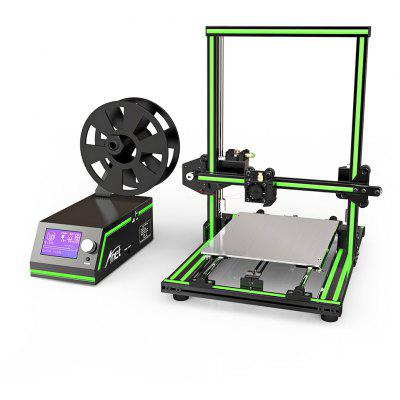 Gearbest Anet E10 Aluminum Frame Multi-language 3D Printer DIY Kit