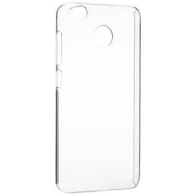 Luanke Transparent PC CoverCases &amp; Leather<br>Luanke Transparent PC Cover<br><br>Brand: Luanke<br>Compatible Model: Redmi 4X<br>Features: Anti-knock, Back Cover<br>Mainly Compatible with: Xiaomi<br>Material: PC<br>Package Contents: 1 x Phone Case<br>Package size (L x W x H): 21.00 x 13.00 x 2.00 cm / 8.27 x 5.12 x 0.79 inches<br>Package weight: 0.0350 kg<br>Product Size(L x W x H): 14.00 x 7.10 x 1.00 cm / 5.51 x 2.8 x 0.39 inches<br>Product weight: 0.0130 kg<br>Style: Transparent