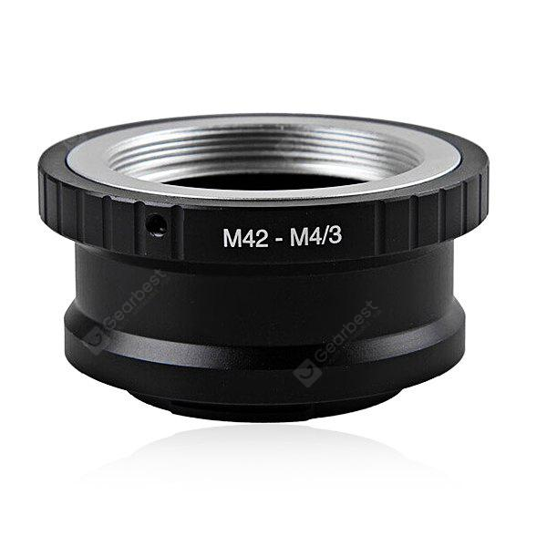 M42 - M4 / 3 Lens Adapter Ring Camera Accessory