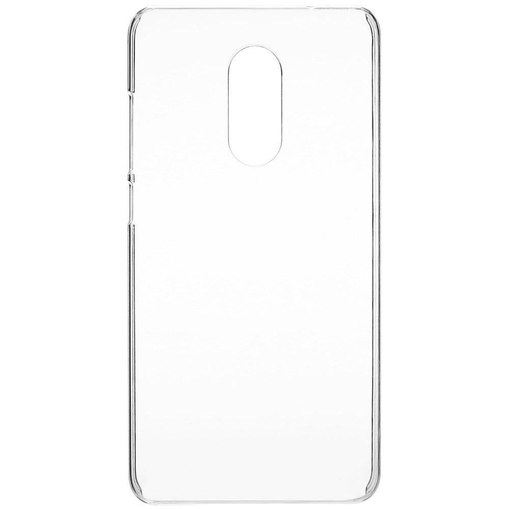 Luanke Transparent PC Back Case